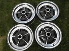 Buick Factory Chrome Road Wheels 15 in. (4)