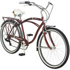 """26"""" Schwinn Clairmont Men's Cruiser Bike, Men, Brown"""