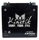 UPG UTX14 12V 12Ah Battery for KAWASAKI KVF400-C Prairie 400,4x4 99-'02