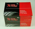 "Xtra Seal 4"" Radial Plugs Tubeless Tire Repair 12-361 Made In USA 50 Per Box"
