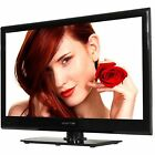 "40"" LED Class 1080P HDTV WITH Sound BarTelevision Flat Panel Mountable TV Room"