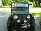 Willys : willys m38 1951 willys m 38