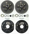 """Trailer 5 on 5 Hub Drum Kits with 10""""X2-1/4"""" Electric brakes for 3500 lbs axle"""