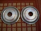 "GMC 1976-1988 4 X 4, Two 15"" Truck Hubcaps"