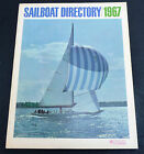 Vintage 1967 Sailboat Directory Institute for Advancement of Sailing