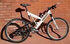 GREAT Cannondale Super V 700 SL Mountain Bike- Size XL - XTR - Fresh Tune -White