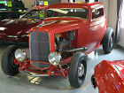 """1932 FORD MODEL B - """"Over the top build""""  1932 FORD MODEL B-  3 WINDOW STREET ROD - A/C AND HEAT- NUT AND BOLT BUILD"""