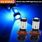 1pair H8/H11 6-Cree-XB-D Off-road blue 30W High Power LED fog driving light