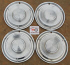 "1961 OLDSMOBILE F85 13"" WHEEL COVERS, HUBCAPS, SET OF 4, ~NO RESERVE~"