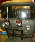 Willys: FC-150 Truckbed  FORWARD CONTROL MODEL FC-150 JEEP With Plow Mount and Plow Lights