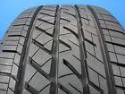 One Used Bridgestone Drive Guard   255 35RF 18  10-11/32 Tread   D1313