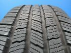 One Used Michelin LTX M/S 2   265 70 18  White Letters 10-11/32 Tread  D1479