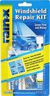 Rain-X 600001 Windshield Repair Kit Durable Chips Cracks Damage Glass multiple