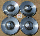 """1963 PLYMOUTH FURY, SPORT FURY, BELVEDERE SAVOY 14"""" WHEEL COVERS, HUBCAPS SET ~4"""