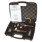 SATAgraph 4 - 3 Brush Kit with Hose and Fittings - S004HBS
