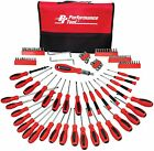Professional Screwdriver Set 100 pc ToolsPrecision Repair Pouch Magnet