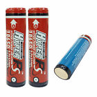 2 pcs 18650 2600mAh 3.7V Li-ion Rechargeable Battery Protected  HyperPS US Stock