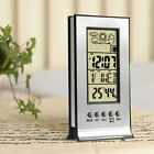 Weather Station Alarm Clock Barometer Thermometer Hygrometer Humidity Gauge
