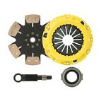 CLUTCHXPERTS STAGE 4 CLUTCH KIT Fits 2006-2014 SUBARU IMPREZA WRX 2.5L TURBO