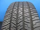One Used Goodyear Eagle RS-A  225 60 18  9-10/32 Tread   D1046