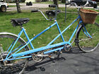 Schwinn Deluxe Twinn Tandem  Bicycle-Built-for-Two - Vintage 1976