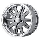 American Racing VN52778012400 Mustang VN527 Shelby Wheel 17X8 65-73