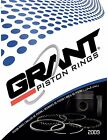 "TRIUMPH GT6 1966-73 0.030"" 0.75MM OVERSIZE PISTON RING SET NEW"