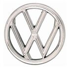 VW BUG VINTAGE EMBLEM FRONT HOOD Nameplate 1960-79 BEETLE TYPE1 113-853-601B 3''