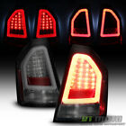 Smoke Lens 2005 2006 2007 Chrysler 300 Lumileds LED Tube Tail Lights Brake Lamps