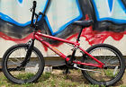 "2006 Red HARO Bmx Bike F4 Function Series Bicycle 20"" Wheels Vintage Freestyle"
