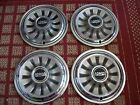 """Ford Falcon 1967, Set of Four 14"""" Hubcaps"""