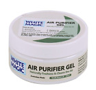 NEW WHITE MAGIC ECO AIR PURIFIER GEL SMALL HOME OFFICE CAR REMOVES ODOURS CLEAN