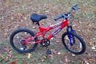 """Boy's Red Bicycle Pacific Evolution 32"""" - Excellent Condition!"""