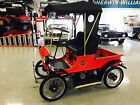 1901 Oldsmobile CURVED DASH REPLICA  1901 OLDSMOBILE CURVED DASH REPLICA -  Horseless Carriage Replica