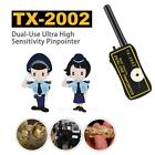 TX-2002 Dual-use Metal Pinpointer Detector Finder Waterproof Probe Shaft Sheath