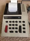 VINTAGE SHARP EL-1057 ELSI MATE ELECTRONIC PRINTING CALCULATOR