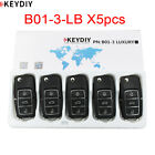 5PCS B01-3 Luxury Style Black Original Universal Remote for KD MINI KD900 URG200