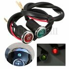 Motorcycle Reverse & Neutral Gear Indicator Light For 50 110 125 150 200 250cc