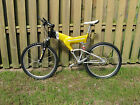 "Rare Schwin S20 Gold Mountain Bike 26"" Carbon Frame in Excellent Condition"
