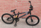 Haro Top Am Black/Silver BMX Bike Bicycle