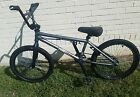 Haro F-series F3 BMX 20 inch Trick Bike Bicycle Gyro Brakes Back only 3 pc crank