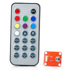 PCB + plastic OX-6 38KHz IR Remote Control Infrared DIY Kit for Arduino