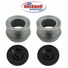 """Trailer Axle Grease Caps 