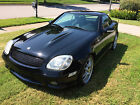 2002 Mercedes-Benz SLK-Class SLK32 AMG 2002 Mercedes SLK32 AMG, Low Miles, One of a Kind, 420HP, Black/Black