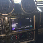 2003 Hummer H2 LEATHER SCREENS IN HEADREST 2003 HUMMER H2 ROAD ARMOR BUMPER, LEATHER, BACK UP CAMERA, PIONEER SCREEN