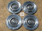 "1965 PLYMOUTH BELVEDERE, SATELLITE, VALIANT 14"" WHEEL COVERS, HUBCAPS, SET OF 4"