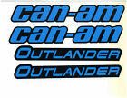 CAN-AM OUTLANDER MUDGUARD DECAL KIT 704905101