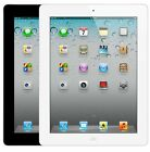 Apple iPad 2nd Generation WiFi Tablet Black White 16GB 32GB 64GB A1397 Verizon