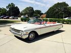 1962 Ford Galaxie Red 1962 Ford Galaxie 500 Sunliner Convertible - 352CI V8 - Automatic - Power top,