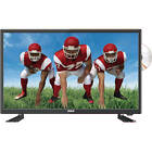"19"" TV LED HD 720P RCA With Built-in DVD 1 HDMI 60Hz Home Entertainment Video"